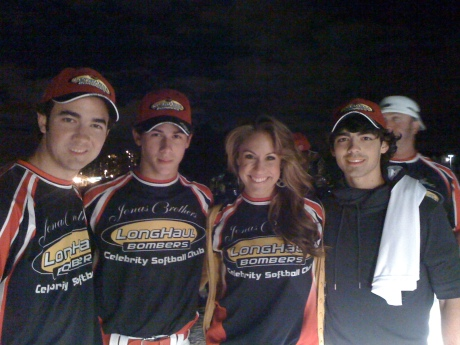 Natalie Kane and the Jonas Brothers